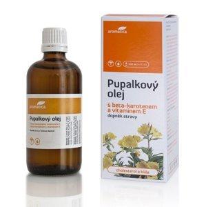 Aromatica Pupalkový olej s beta-karotenem a vitaminem E 100 ml