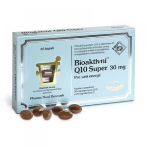Bioaktivní Q10 Super 30 mg 60 kapslí