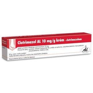 Clotrimazol AL krém 1% 50 g