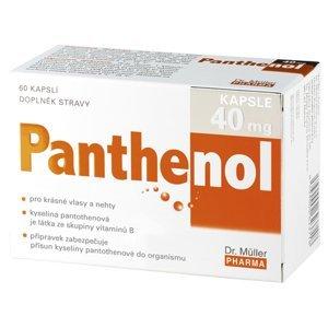 Dr. Müller Panthenol 40 mg 60 kapslí