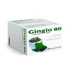 Gingio 80 120 potahovaných tablet