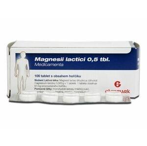 Medicamenta Magnesii lactici 0.5 tbl. 100 tablet