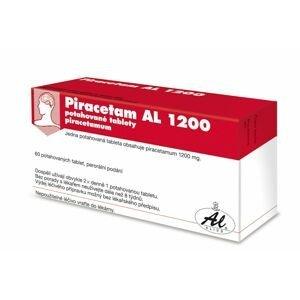 Piracetam AL 1200 mg 60 potahovaných tablet