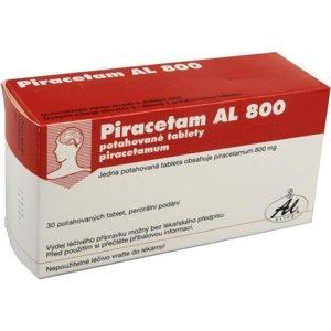 Piracetam AL 800 mg 30 potahovaných tablet