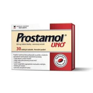 Prostamol uno 320 mg 30 měkkých tobolek