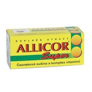 Naturvita Allicor Super česnek + vitaminy 60 tablet
