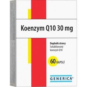 Generica Koenzym Q10 30 mg 60 kapslí