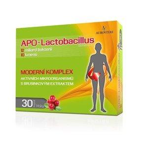 Apo- Lactobacillus 10+ 30 kapslí