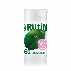 C-Vitamin 100 mg rutin se sukralózou 60 tablet
