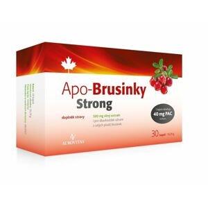 Apo- Brusinky Strong 500 mg 30 kapslí