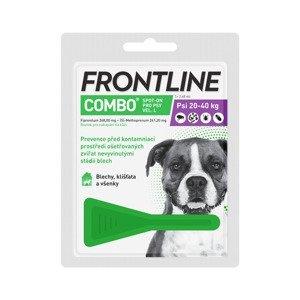 Frontline COMBO Spot on Dog L 2.68ml 1 pipeta