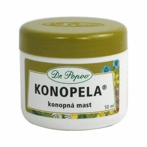 Dr. Popov Konopela konopná mast 50 ml