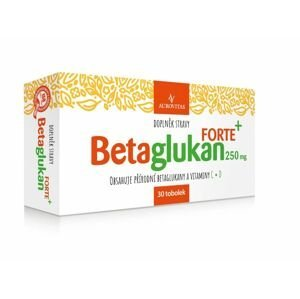 Apotex Betaglukan FORTE 250 mg 30 tobolek