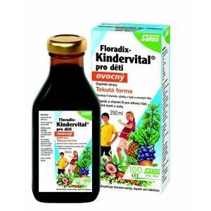 Salus Floradix Kindervital Fruity sirup 250 ml