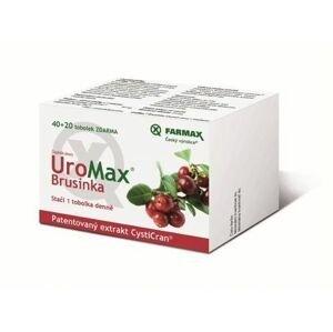 Farmax UroMax Brusinka 40+20 tobolek