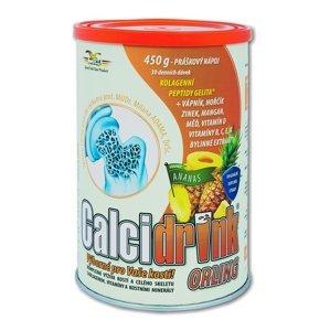 Calcidrink ananas nápoj 450 g