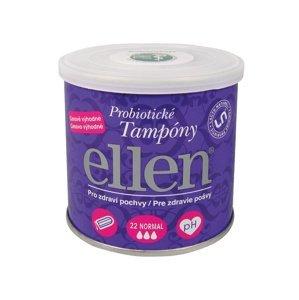 Ellen Probiotické tampóny ECO normal 22 ks