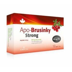 Apo- Brusinky Strong 500 mg 12 kapslí