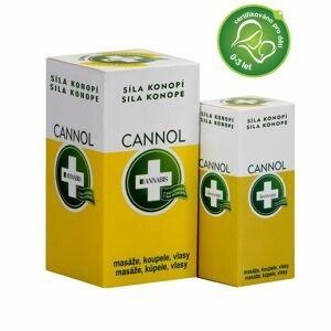 Annabis Cannol konopný olej 100 ml