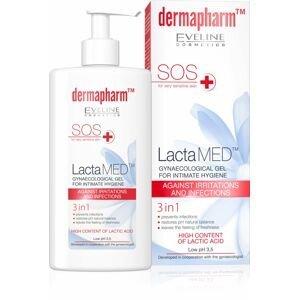 Eveline LactiMED SOS protizánětlivý intimní gel 250 ml