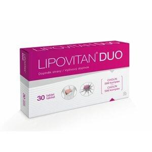 Lipovitan DUO 30 tablet