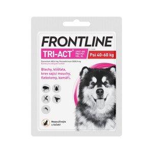 Frontline TRI-ACT psi 40-60 kg spot-on 1 pipeta