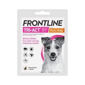Frontline TRI-ACT psi 5-10 kg spot-on 1 pipeta