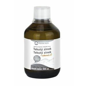 Pharma Activ Tekutý zinek + vitamín C 300 ml