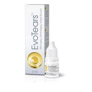 EvoTears oční kapky 3 ml