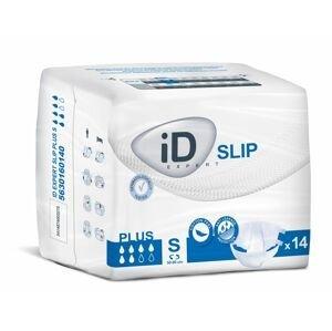 iD Slip Small Plus plenkové kalhotky s lepítky 14 ks