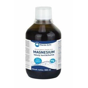 Pharma Activ Tekutý hořčík + vitamín C 300 ml