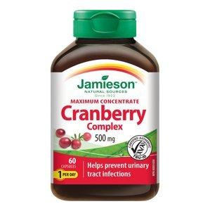 Jamieson Brusinky komplex 500 mg 60 kapslí
