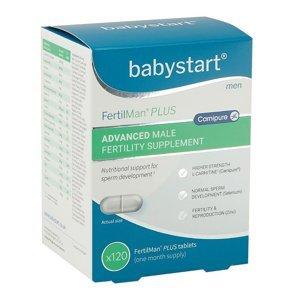Babystart FertilMan Plus vitamíny pro muže 120 tablet