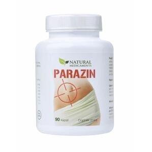 Natural Medicaments Parazin 90 kapslí