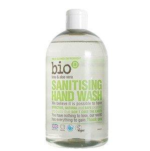 Bio d Tekuté dezinfekční mýdlo na ruce limetka+Aloe 500 ml