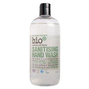 Bio d Tekuté dezinfekční mýdlo na ruce rozmarýn+tymián 500 ml
