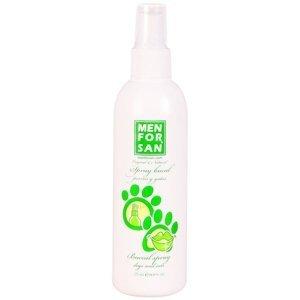 Menforsan Ústní sprej pro psy a kočky proti nepříjemnému dechu 125 g