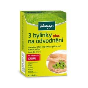 Kneipp 3 bylinky na odvodnění 60 tobolek