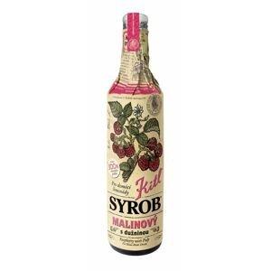 Kitl Syrob Malinový s dužninou 500 ml