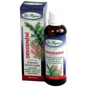 Dr. Popov Odvodnění bylinné kapky 50 ml