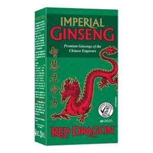 Jamieson Císařský ženšen Red Dragon 500 mg 60 tablet