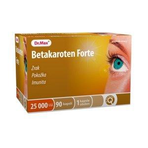 Dr.Max Betakaroten Forte 15 mg 90 kapslí
