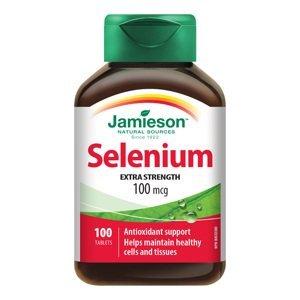 Jamieson Selen 100 mcg 100 tablet