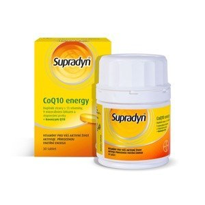 Supradyn CoQ10 Energy 30 tablet