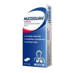 Mucosolvan 30 mg 20 tablet