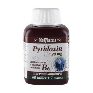 Medpharma Pyridoxin 20 mg 67 tablet