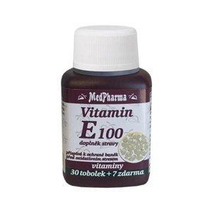 Medpharma Vitamin E 100 37 tobolek