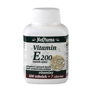 Medpharma Vitamin E 200 107 tobolek