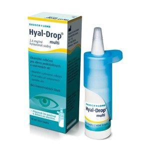 Hyal-Drop multi oční kapky 10 ml