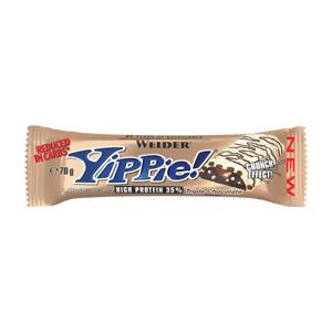 WEIDER Yippie! Bar Triple Chocolate tyčinka 70 g